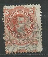 ARGENTINE 1867 / N° 18 -  Y & T  Oblitere  Voir Detail Annonce - Usados