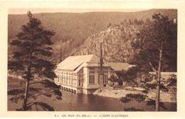 Orbey (68) - Lac Noir - L'Usine Electrique - Orbey