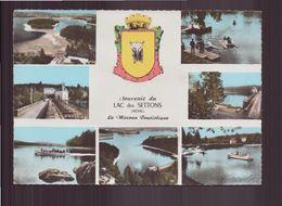 SOUVENIR DU LAC DES SETTONS 58 - France