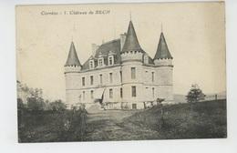 CORREZE - Château De BECH - Otros Municipios