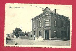 C.P. Lambusart  =  Le  SPINOIS    Café CAULIER  Albert  De  JAIFFE - Fleurus