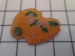 615d Pin's Pins / Beau Et Rare / THEME : SPORTS / CLUB HAND-BALL CSHB ETOILE - Pallamano