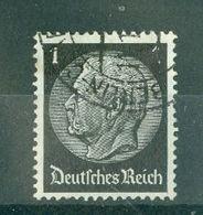ALLEMAGNE FEDERALE - N° 483 Oblitéré - 85° Anniversaire Du Maréchal Hindenburg. - Allemagne