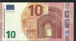 10 EURO AUTRICHE - AUSTRIA N N013 CIRCULE/CIRCULATED DRAGHI - 10 Euro