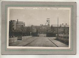 CPA - (62) LIBERCOURT - Aspect Du Chevalement De La Fosse N°5 Des Mines Du Charbonnage D'Ostricourt  - Années 40 / 50 - Sonstige Gemeinden