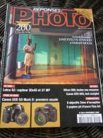 REPONSES PHOTO N°200 H / 11-2008 - Boeken, Tijdschriften, Stripverhalen