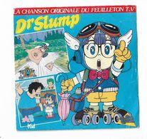 Vinyles De Notre Enfance 45T LA CHANSON Du Feuilleton  TV : DR SLUMP - Vinyles