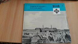 Mozart   - Symphonies 40 Et 41 - Bamberger Symphoniker -   Josph Keilberth  -  Telefunken - Classique