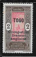 TOGO N°85 ** TB SANS DEFAUTS - Nuovi