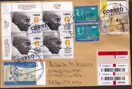 Argentina - 2020 - Lettre - Mahatma Gandhi - Mahatma Gandhi