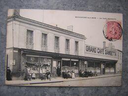 ROCHEFORT - LE CAFE GAMBETTA - Rochefort