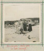 Brignogan-Plage (Finistère). La Côte Sauvage. Bretagne. Août 1913. - Lieux