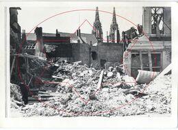 De Oorlog 1940 - 45 (13 X 9)(c+o). Ruines Van De Oorlog Te Oostende - Ostende War - Guerre - War, Military