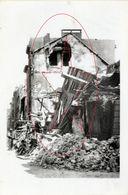 De Oorlog 1940 - 45 (14 X 9)(c+o). Ruines Van De Oorlog Te Oostende - Ostende War - Guerre - War, Military