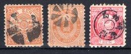 JAPAN, Michel No.: 31 Used, Cat. Value: 135€ - Japan