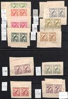 NEUGUINEA, Michel No.: 92-103 Cut Out, Cat. Value: 261€ - Papouasie-Nouvelle-Guinée