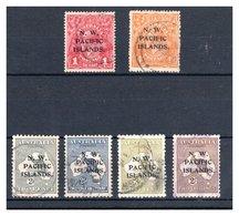 PAPUA NEUGUINEA, Michel No.: 2, 5a Used, Cat. Value: 256€ - Papouasie-Nouvelle-Guinée
