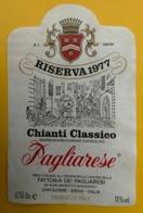 15563 - Chianti Classico 1977 Pagliarese - Other