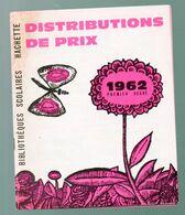 Catalogue HACHETTE Distribution Des Prix 1962 (M0612) - Advertising