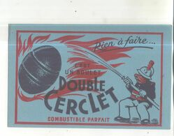 Buvard Le Boulet Double Cerclet - Idrocarburi