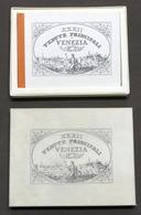 Itinerario Interno E Isole Città Di Venezia XXXII Vedute - 1836 Anastatica 1985 - Bücher, Zeitschriften, Comics