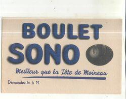 Buvard Boulet Sono - Idrocarburi