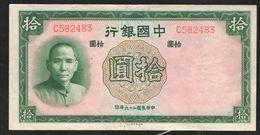 CHINA   10   1937 - China