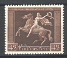 Germania Reich 1938 Unif. 612 **/MNH VF/F - Unused Stamps