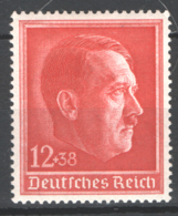 Germania Reich 1938 Unif. 607 **/MNH VF/F - Unused Stamps
