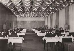Neubrandenburg - Hotel Vier Tore, Speiserestaurant - 1975 - Neubrandenburg