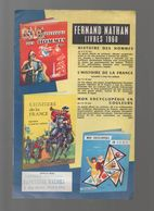 Catalogue Fernand NATHAN  Livres 1960 (M0617) - Advertising