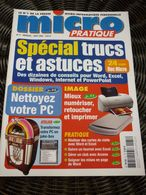 MICRO PRATIQUE N°71 / 08-2002 - Boeken, Tijdschriften, Stripverhalen