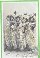 Quatre Belles Danseuses Photo NADAR - Entertainers