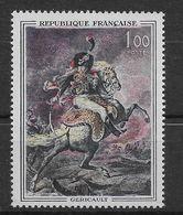 France N°1365 - Variété Couleur Rouge Décalée Vers Le Haut - Neuf ** Sans Charnière - TB - Neufs