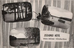 Rheinsberg-Zechlinerhütte - 3 Teilbilder - 1967 - Zechlinerhütte