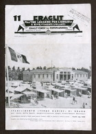 Brochure Bollettino Eraclit - Piastre Leggere Edilizia - Porto Marghera - 1933 - Advertising