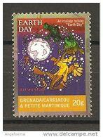 GRENADA/CARRIACOU - 2000 Giornata Ecologica Della Terra Nuovo** MNH - Protección Del Medio Ambiente Y Del Clima