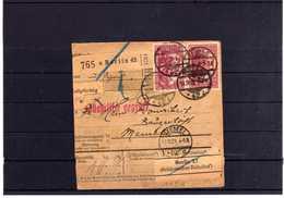 MEMEL Letter - Memelgebiet