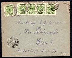 MEMEL, Michel No.: 177 (5) Letter - Memelgebiet