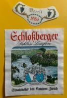 15576 - Beerli 1986 Schloss Lauoen Staatskeller Des Kantons Zurich - Other