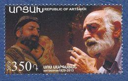 ARMENIE (Nagorno-Karabakh) Sos Sargsyan Acteur Neuf**. Cinéma Film, Movie. - Cinema