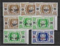 Wallis Et Futuna N°148/155 - Neuf ** Sans Charnière - TB - Unused Stamps
