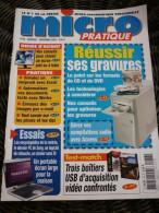 MICRO PRATIQUE N°86 / 11-2003 - Boeken, Tijdschriften, Stripverhalen