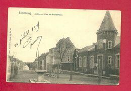 C.P. Limbourg  =   Grand'Place  Et  Palais   De Justice - Limbourg