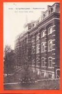 Va066 Peu Commun VIRTON Luxembourg Collège SAINT-JOSEPH Façade Principale 1910s Edit Victor CAEN Arlon St - Virton