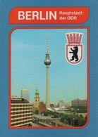 Berlin, Ostteil - Stadtzentrum - 1983 - Autres