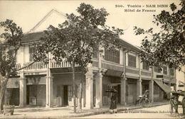 VIETNAM - Carte Postale - Nam Dinh ( Nam Định ) - Hôtel De France - L 67746 - Vietnam