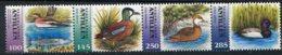 Antilles Néerlandaises  Oiseaux      1469/1472  ** - Canards