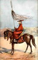 TIBET - Carte Postale - A Lama Standard Bearer  - L 67751 - Tibet
