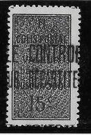 Algérie Colis Postaux N°8 - Neuf * Avec Charnière - TB - Parcel Post